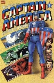 Captain America Comics, The Adventures of